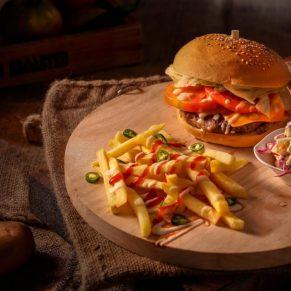 Pan Rest - burgery