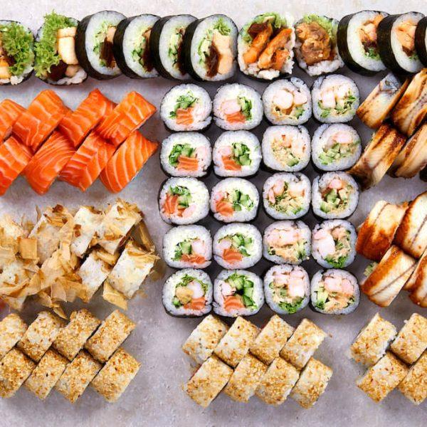 Pan Rest - jedzenie na imprezę